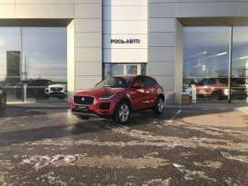 Набережные Челны Jaguar E-Pace 2019