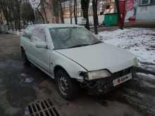Москва Civic 1991