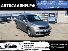 Черногорск Nissan Tiida 2012