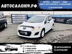 Черногорск Peugeot 308 2012