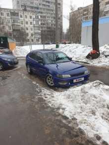 Москва Corolla 1995