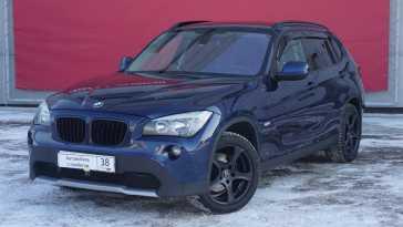 Иркутск BMW X1 2012