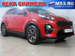 Кемерово Kia Sportage 2020