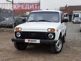 Ростов-на-Дону 4x4 2121 Нива 2015