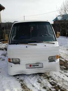 Саянск Urvan 1992