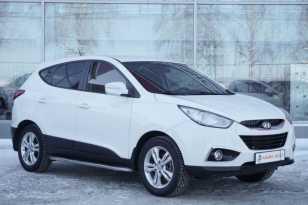 Чебоксары Hyundai ix35 2013