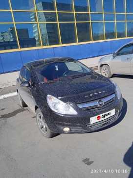 Омск Opel Corsa 2007