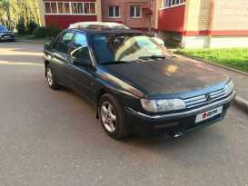 Ярославль Peugeot 605 1992