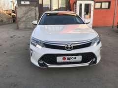 Барнаул Toyota Camry 2017