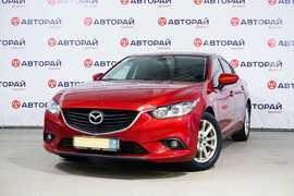 Ульяновск Mazda Mazda6 2014