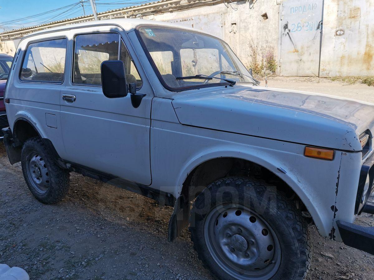 Лада 4x4 2121 Нива 1990