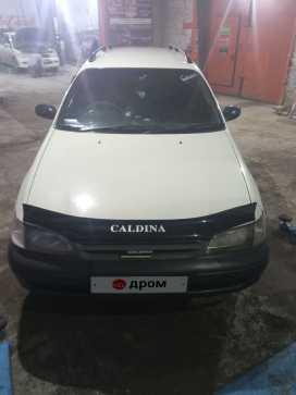 Владивосток Caldina 1998