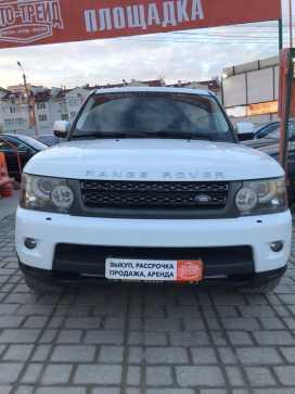 Севастополь Range Rover Sport