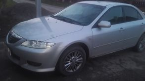 Новодмитриевская Mazda6 2002