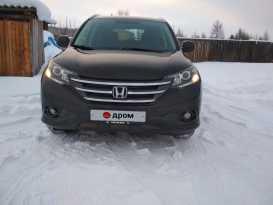 Усть-Кут CR-V 2013