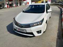 Пермь Corolla FX 2013