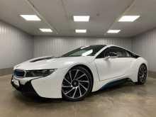 Москва BMW i8 2018