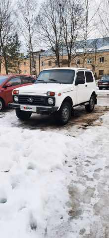 Алексин 4x4 2121 Нива 2014