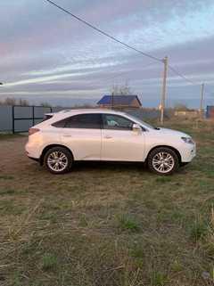 Орск RX270 2012