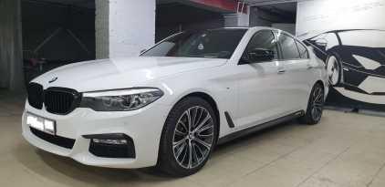 Батайск BMW 5-Series 2018