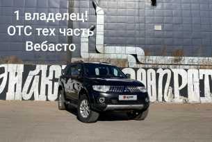 Улан-Удэ Pajero Sport 2013