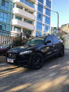 Сочи Jaguar F-Pace 2017