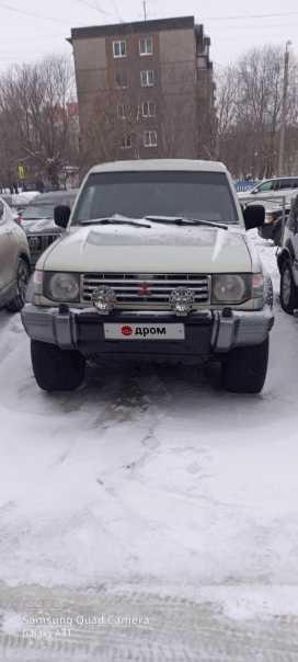 Челябинск Pajero 1995
