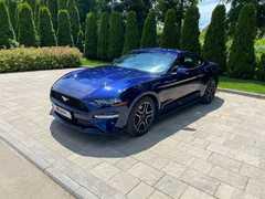 Краснодар Mustang 2018
