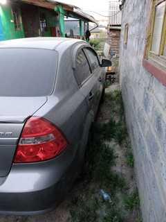 Курган Aveo 2010