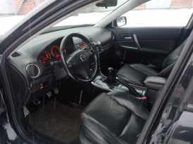 Асбест Mazda6 MPS 2006