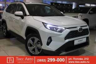 Барнаул Toyota RAV4 2021