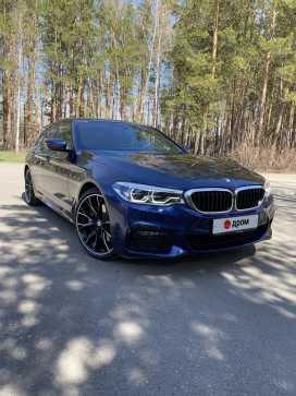Новосибирск BMW 5-Series 2019