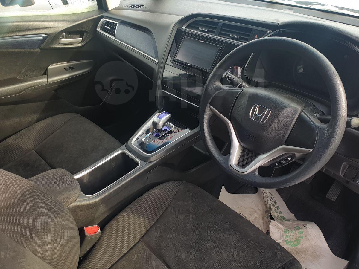 Honda Shuttle 2016 в Хабаровске, ТОЛЬКО С ТАМОЖНИ 4ВД ...