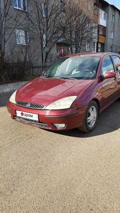 Берёзовский Ford Focus 2004