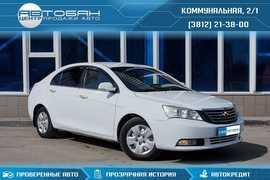 Омск Emgrand EC7 2014