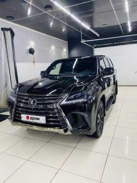 Хабаровск Lexus LX450d 2019