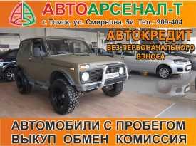 Томск 4x4 2121 Нива 1989