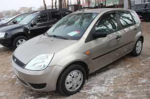 Воронеж Fiesta 2002