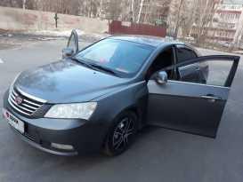 Ковров Emgrand EC7 2012