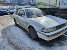 Кемерово Corolla Levin 1989