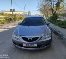 Севастополь Mazda6 2002