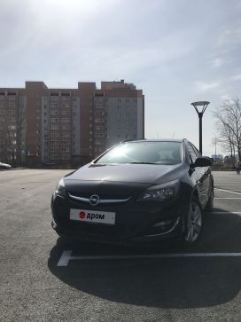 Тюмень Opel Astra 2013