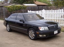 Асбест LS400 1998