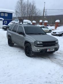Губаха TrailBlazer 2005