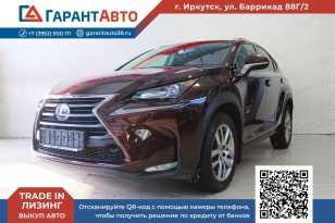 Иркутск Lexus NX200 2017