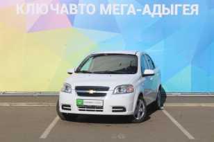 Краснодар Aveo 2011