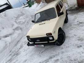 Новокузнецк 4x4 2121 Нива 1996