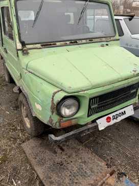 Кемерово ЛуАЗ-969 1981