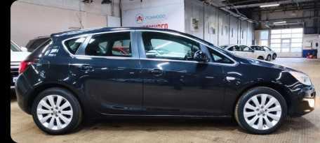 Набережные Челны Opel Astra 2011