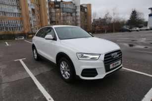 Санкт-Петербург Audi Q3 2015